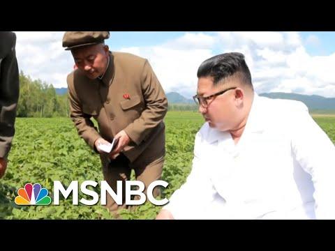 Kim Jong Un Chooses Potato Over Mike Pompeo | All In | MSNBC