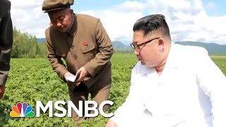 Kim Jong Un Chooses Potato Over Mike Pompeo | All In | MSNBC