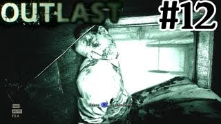 Outlast Walkthrough Part 12 - Movie Time - Let's Play - PC Gameplay 1080P