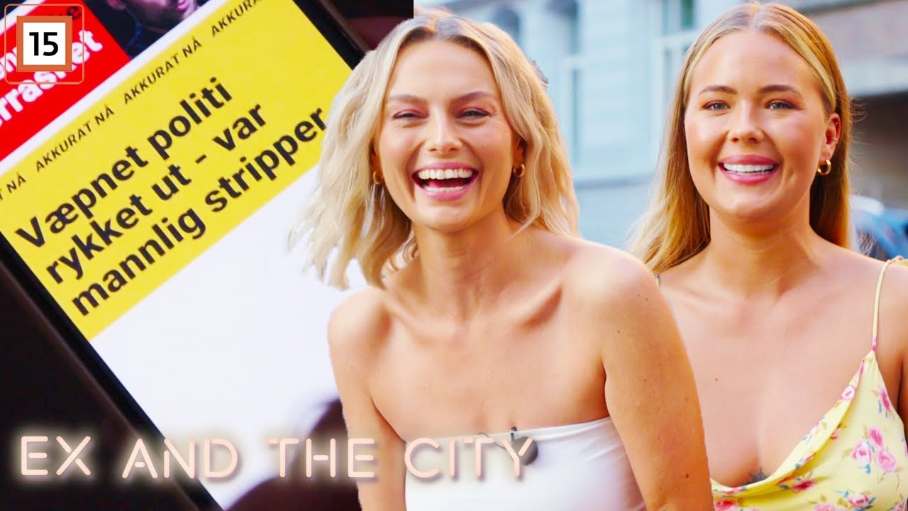 Ex and the City | Stripperen ble stoppet av væpnet politi | Dplay