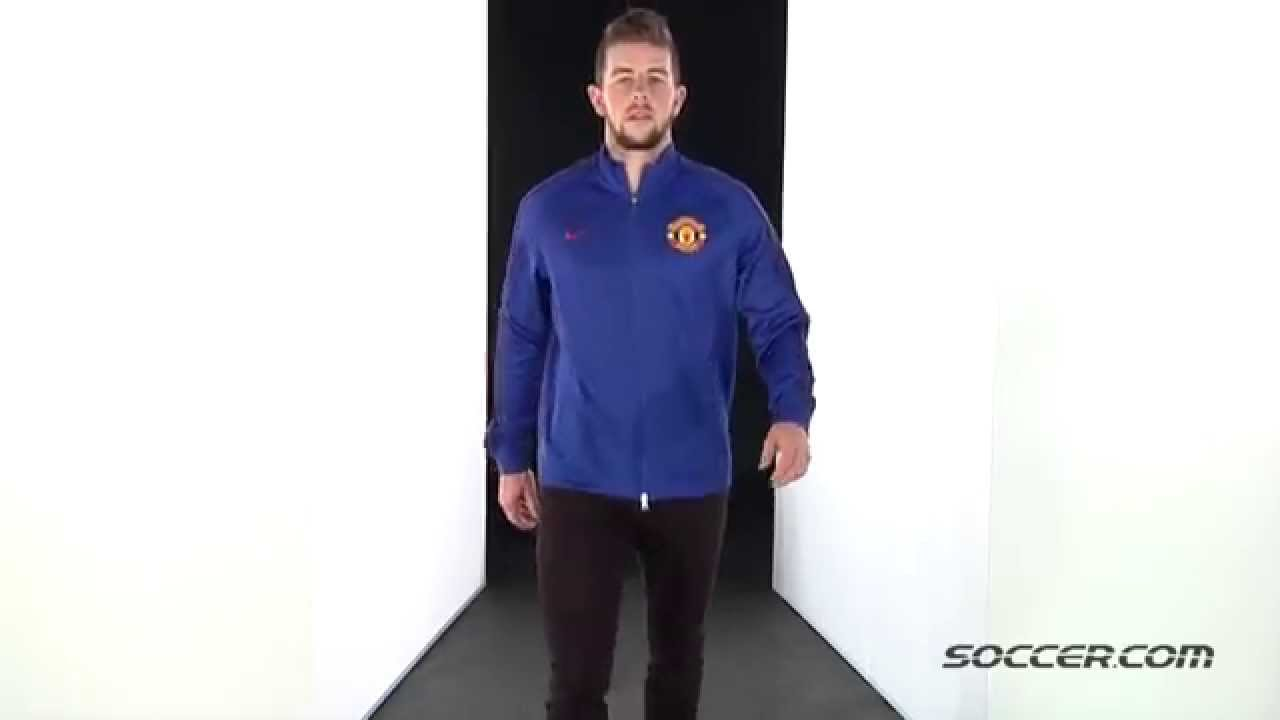 1415 Nike N98 Manchester Jacket 69072 Youtube United qwZRdwxX ef77745aa0