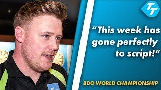 Jim Williams sets up all Welsh BDO World Final  