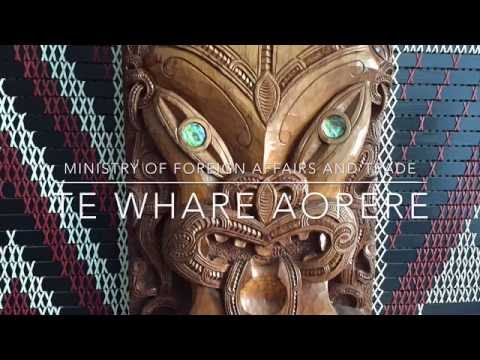 Ministry of Foreign Affairs and Trade: Te Whare Aorere