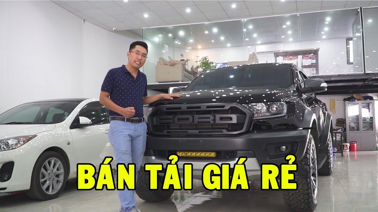 Ford Ranger Raptor 2018 sau 1 năm sử dụng đang được bán thế nào?
