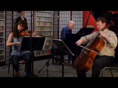 Maurice Ravel: Trio in A minor: IV Final | Puget Sound Piano Trio