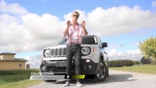 Jeep Renegade Sport 1.8 4x2 - Test - Matías Antico - TN Autos