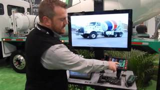 Video still for Schwing at World of Concrete 2016