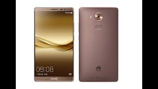 Actualizar Huawei Mate 8 Android 7.0 Nougat