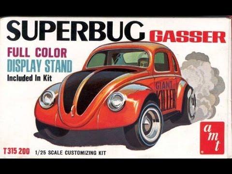 AMT SuperBug Gasser Kit Review @ SMKR