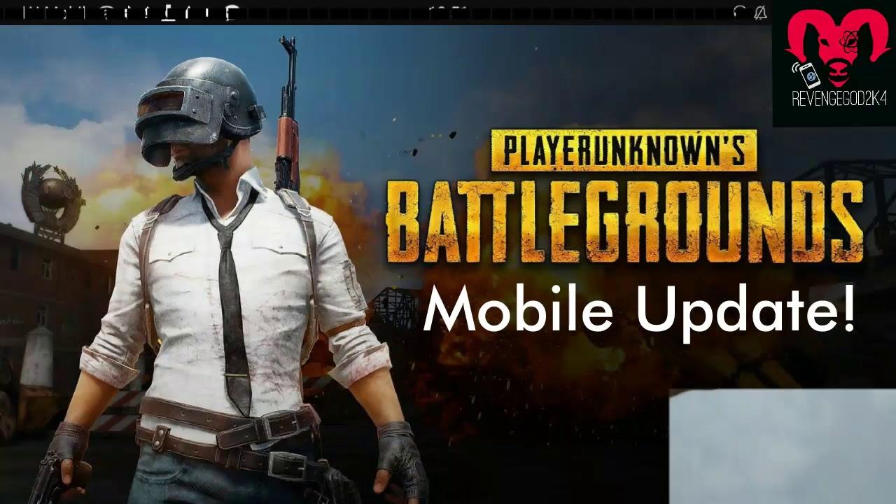 Pubg Mobile Update Servers Down: NEW PUBG MOBILE UPDATE- OFFLINE SERVER 28-29 MARCH