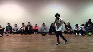 """Carl -- Hip Hop showcase on """"Tap Dance""""--Octave Minds at VIBE 2 MOTION - Stafaband"""