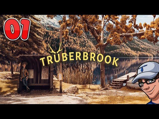 TRÜBERBROOK - XBOX ONE - PART 1