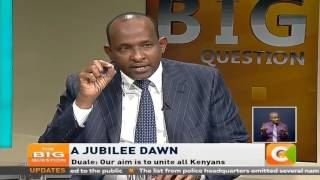 VIDEO: The Big Question: Jubilee Dawn