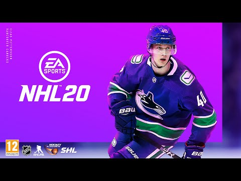 Elias Pettersson | EA SPORTS™ NHL™ 20