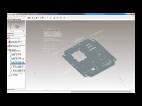 Control and Compare CAD model with CADIQ