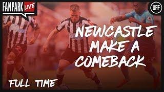 Newcastle Make A Comeback - Newcastle 2-1 Arsenal - Full Time Phone In - FanPark Live