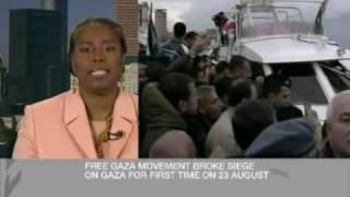 Riz Khan - Breaking the siege on Gaza - Jan7 09 - Part 1