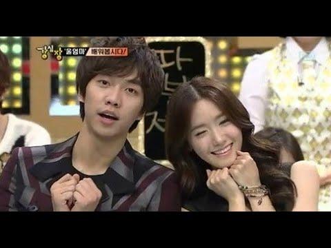 im yoona lee seung gi dating