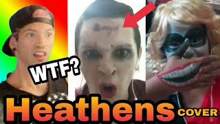 THIS IS WORSE THAN MUSICALLY!!😱*trigger warning* (for Crankthatfrank)
