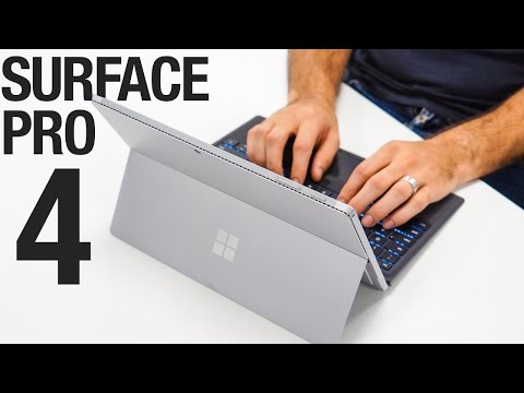 Surface Pro 4 Review: The Laptop of the Future!