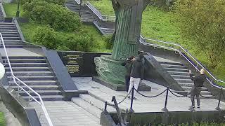 видео Памятник Николаю I