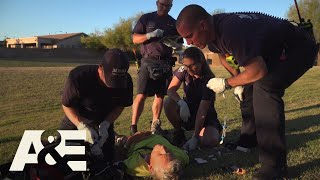 Live Rescue: Man Saved from Diabetic Seizure (Season 1) | A&E