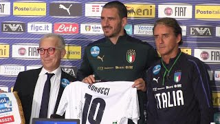 Palermo, 20mila biglietti per la Nazionale. Mancini: