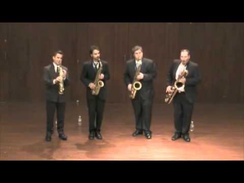 Bel Cuore Quartet: Sopla Pambiche, Victor Marquez-Barrios
