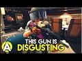THIS GUN IS DISGUSTING! - Rainbow Six: Siege