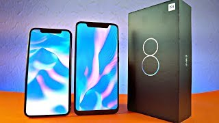 Xiaomi Mi 8 - ''iPhone X w/ Android'' - UNBOXING!