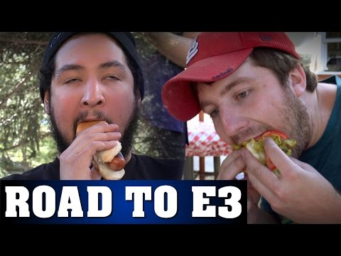 Coney Island Hotdogs | Road to E3 2015