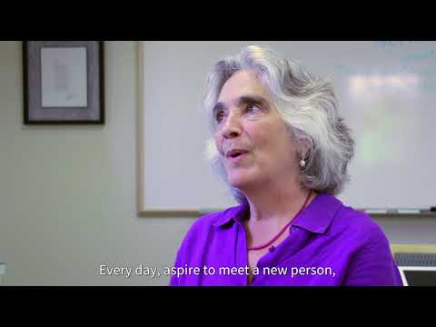 Stanford Diverse Stories: Persis Drell