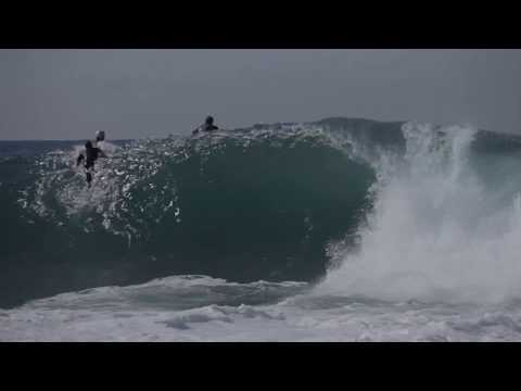 RAW Footage Dee Why Point Surfing Swell 29 August 2018