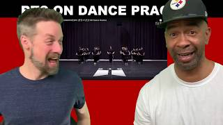 BTS reaction 'On' Dance Practice [CHOREOGRAPHY]