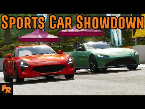 The Sports Car Showdown - Forza Horizon 4