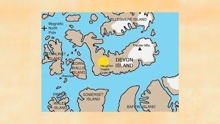 Марс снимают на острове Девон. Никто никуда не летает