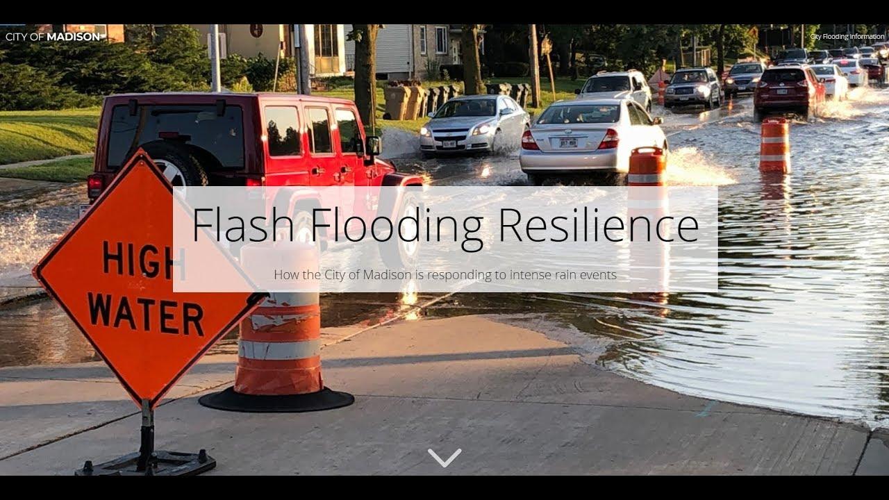 Flooding | City of Madison, City of Madison, Wisconsin