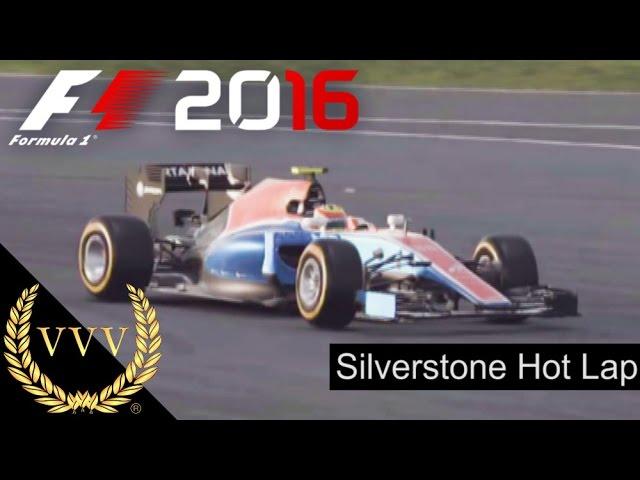 F1 2016 Silverstone Gameplay Trailer