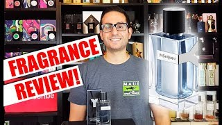 Yves Saint Laurent Y Fragrance / Cologne Review + Giveaway!