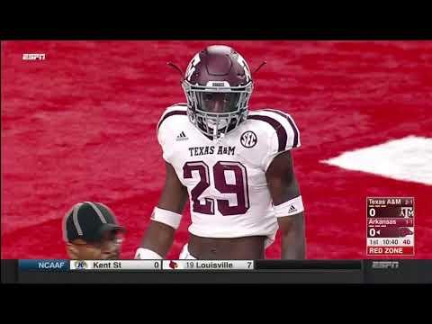 Texas A&M vs Arkansas - (FULL HD) - September 23, 2017 - Arlington, TX