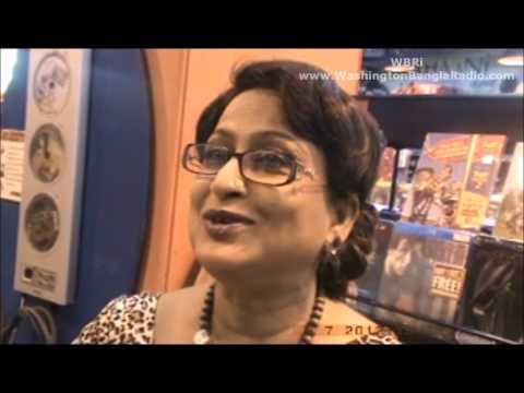 Actress Santana Bose on Bangla Movie Keno Mon Take Chaye (2012) : Interview