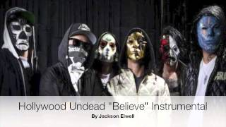 Скачать Hollywood Undead Believe Instrumental Cover