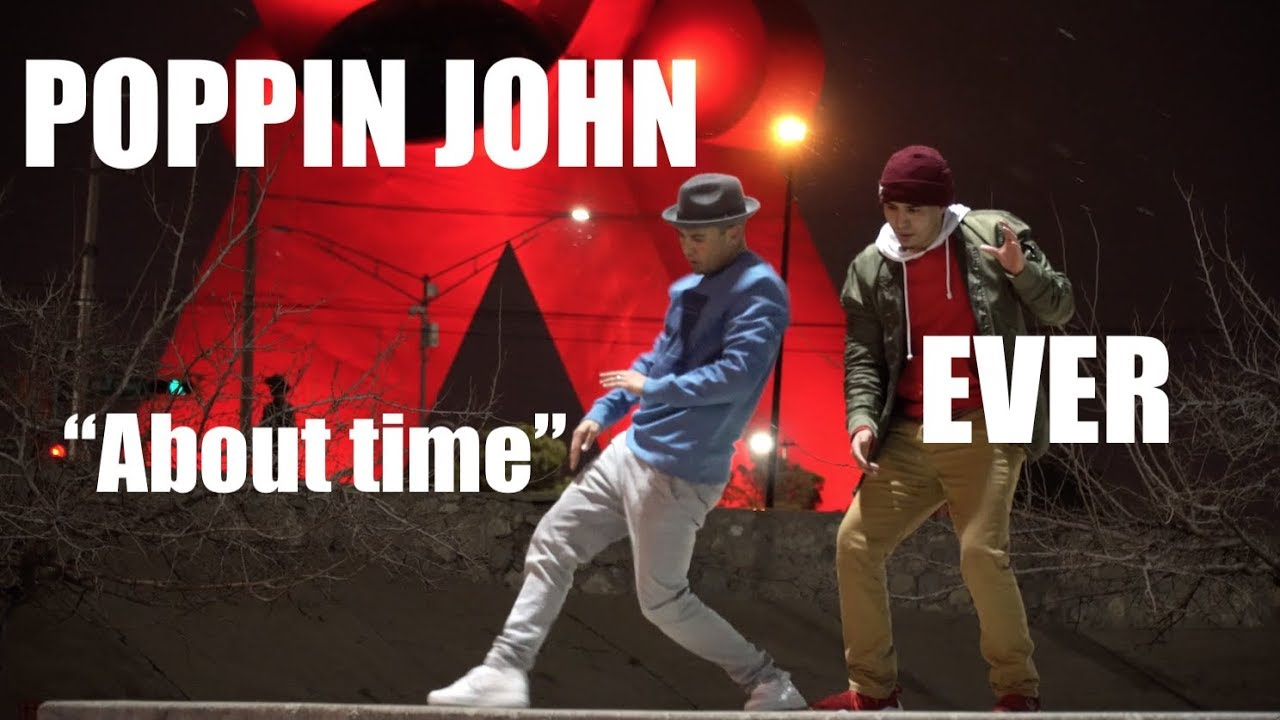 POPPIN JOHN   EVER   ABOUT TIME - YouTube
