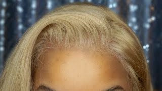 ACHIEVE THE PERFECT BROWN GIRL BLONDE! How to Dye 613 Rosa Beauty Glueless Lace Front