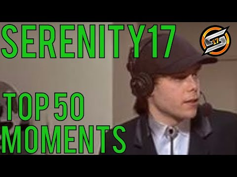 Top 50 Best Moments of Serenity17 - Rainbow Six Siege