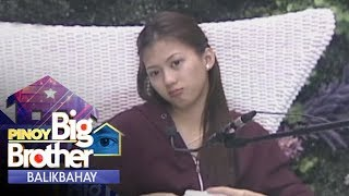 PBB Balikbahay: Alex Receives a Gift from Toni