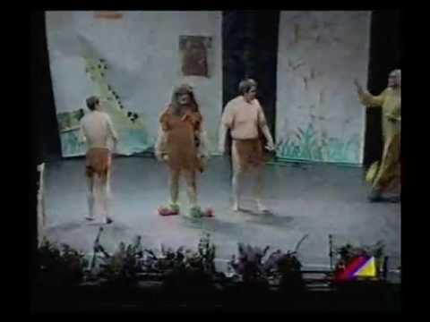 "1998-ANKAGUA MOLONGO, TONGO, TONGO ""Carnaval Colombino"""