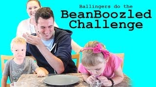 Bean Boozled Challenge - Bonus Video!