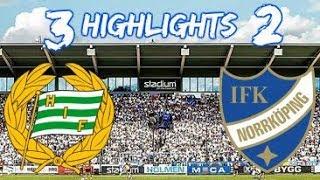 Hammarby IF - IFK Norrköping   Highlights   25/03-2018