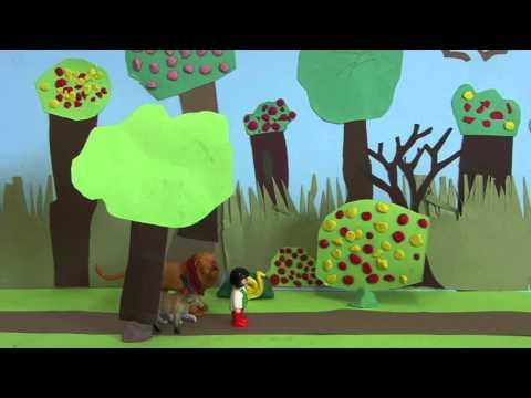 Η Ηλέκτρα και τα Ζώα του Δάσους